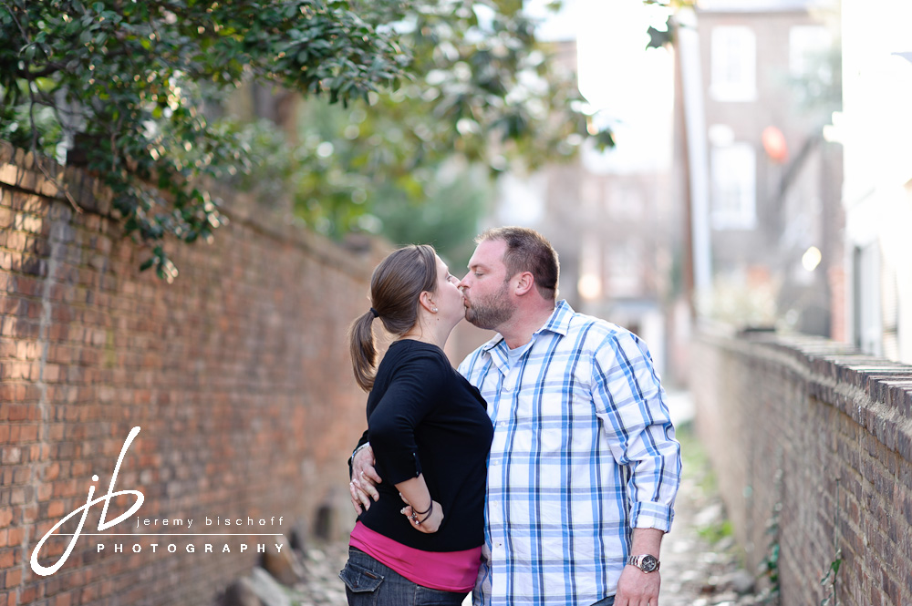 Gariet and Jenn Washington DC engagement by Jeremy Bischoff Photography