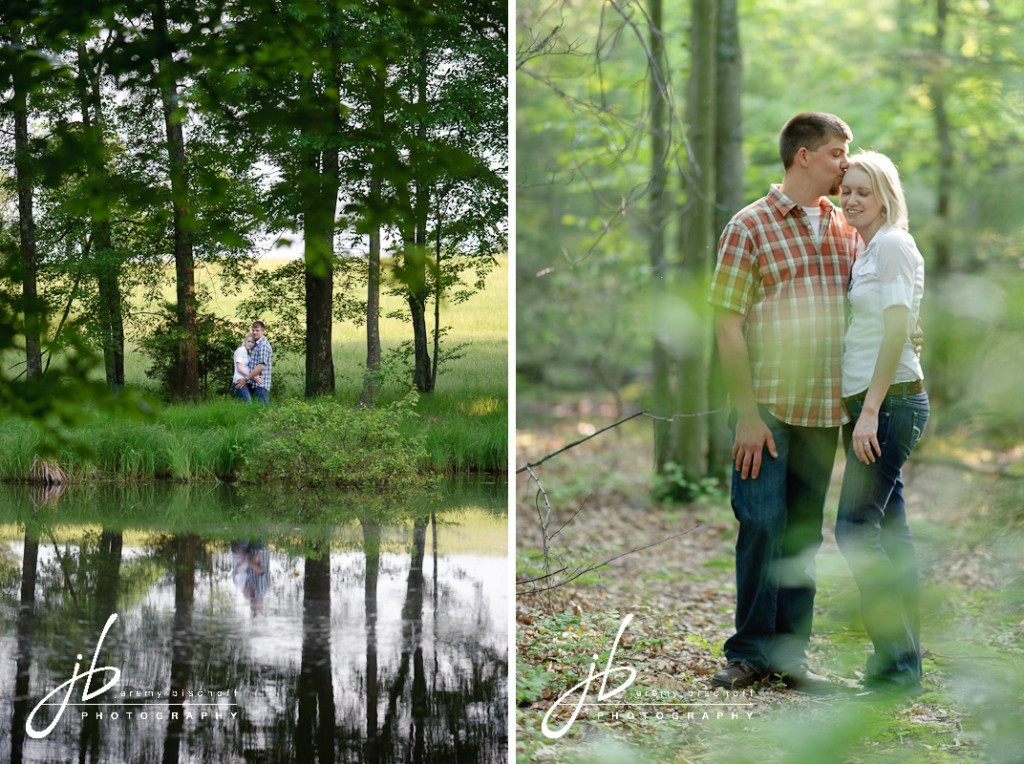 Lewisburg engagement session by Jeremy Bischoff Photography