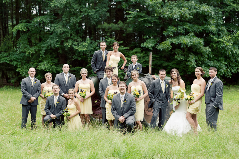 Pine Grove Wedding Photography by Jeremy Bischoff Photography