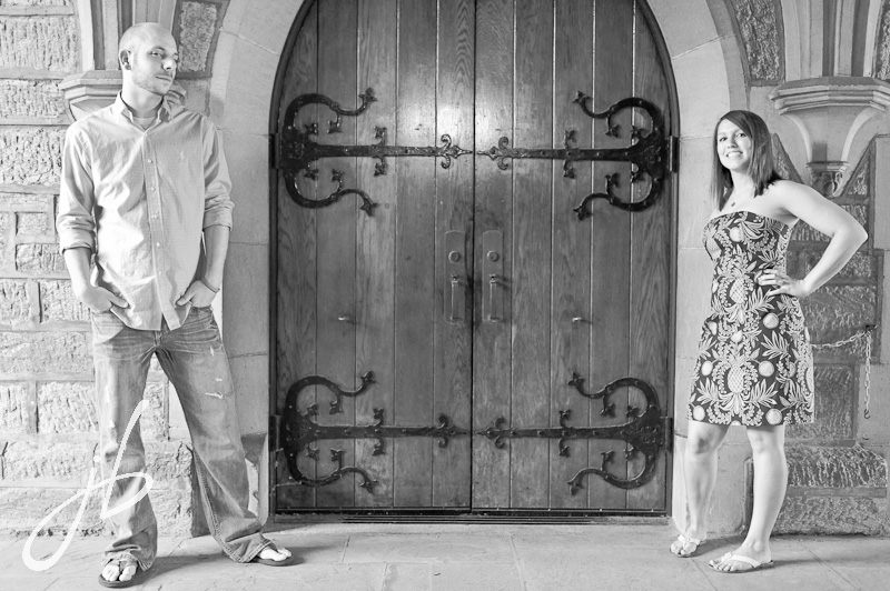 West Chester engagement photography by Jeremy Bischoff Photography