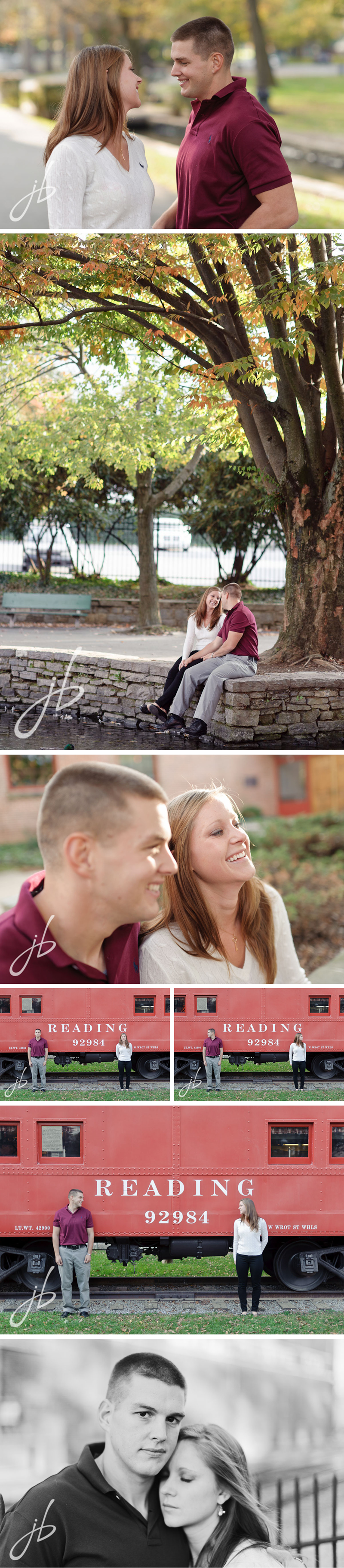 Lititz engagement photography by Jeremy Bischoff Photography