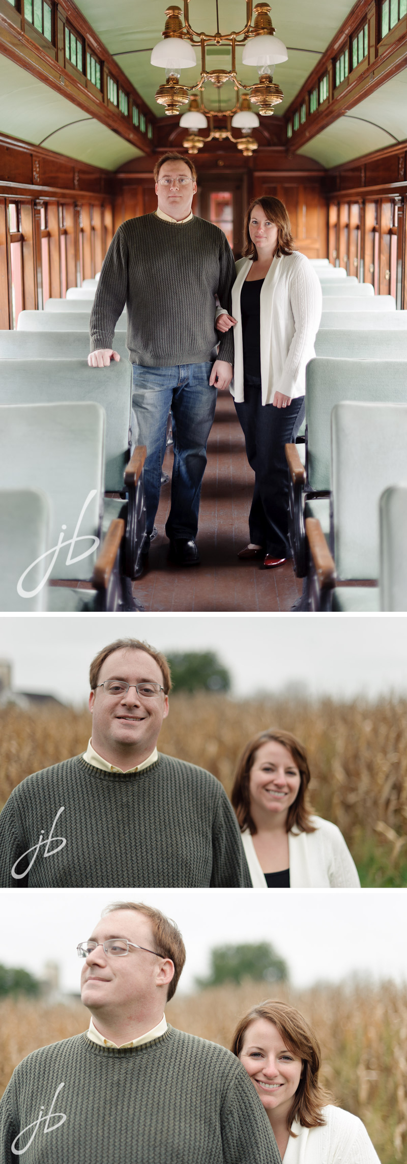 Strasburg PA engagement photography by Jeremy Bischoff Photography