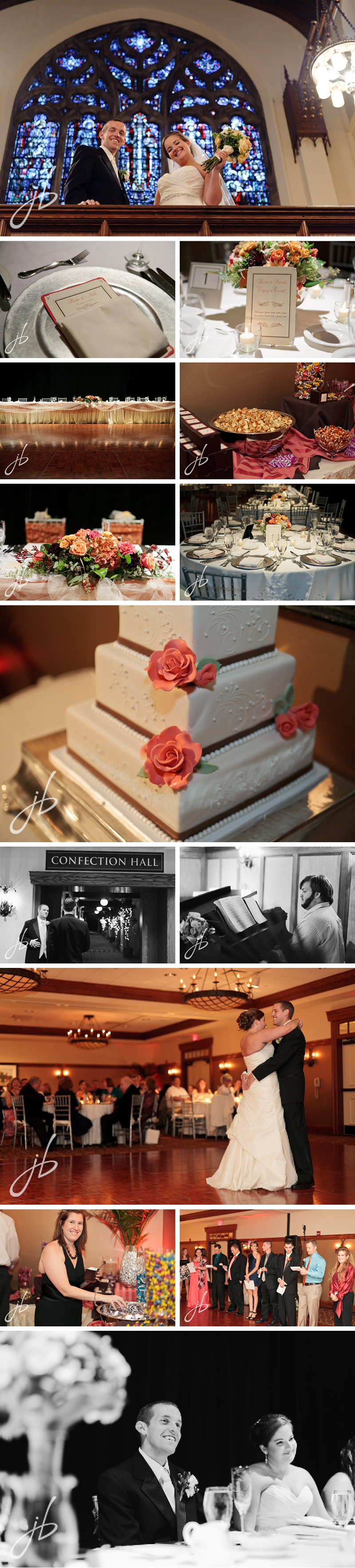 Harrisburg wedding photography by Jeremy Bischoff Photography