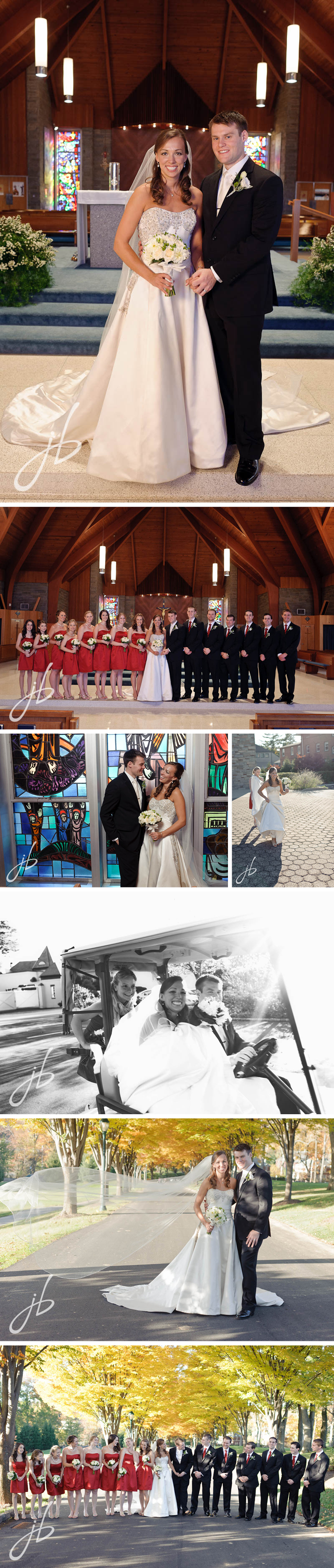 Villanova wedding photography by Jeremy Bischoff Photography