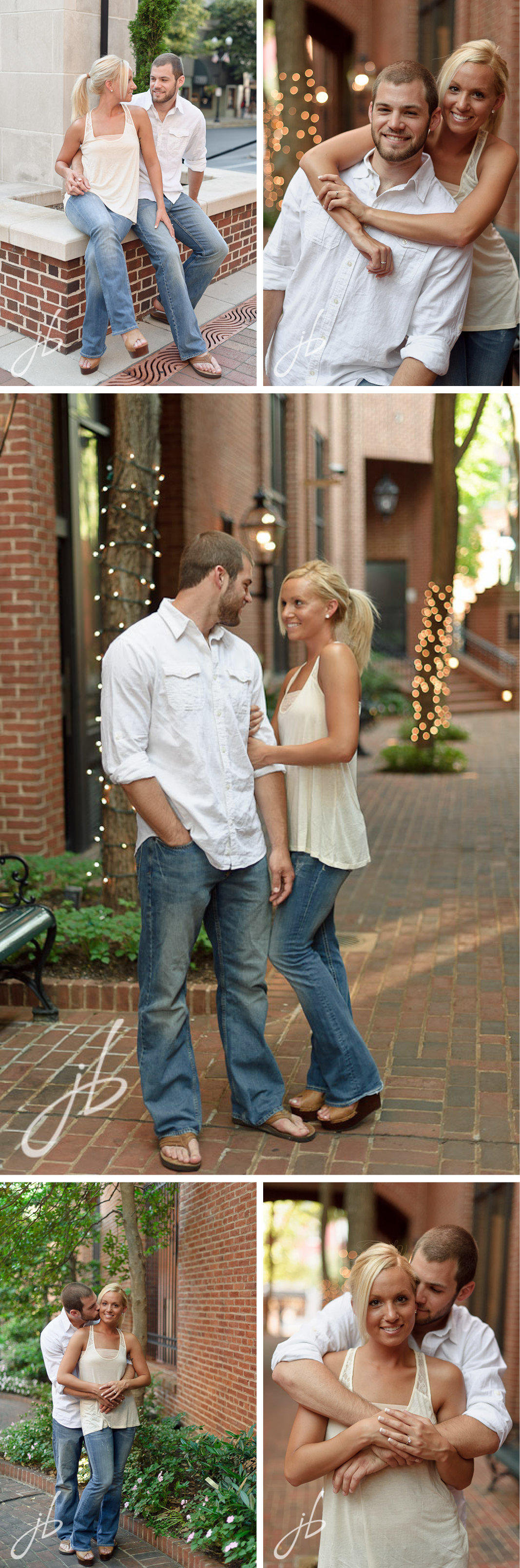 Gettysburg Engagement Photography by Jeremy Bischoff Photography
