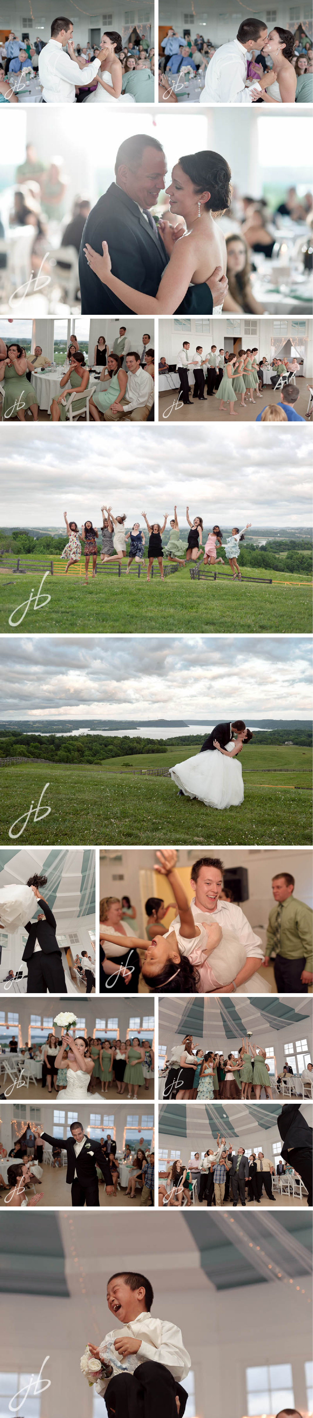 Lauxmont Farms wedding photography by Jeremy Bischoff Photography
