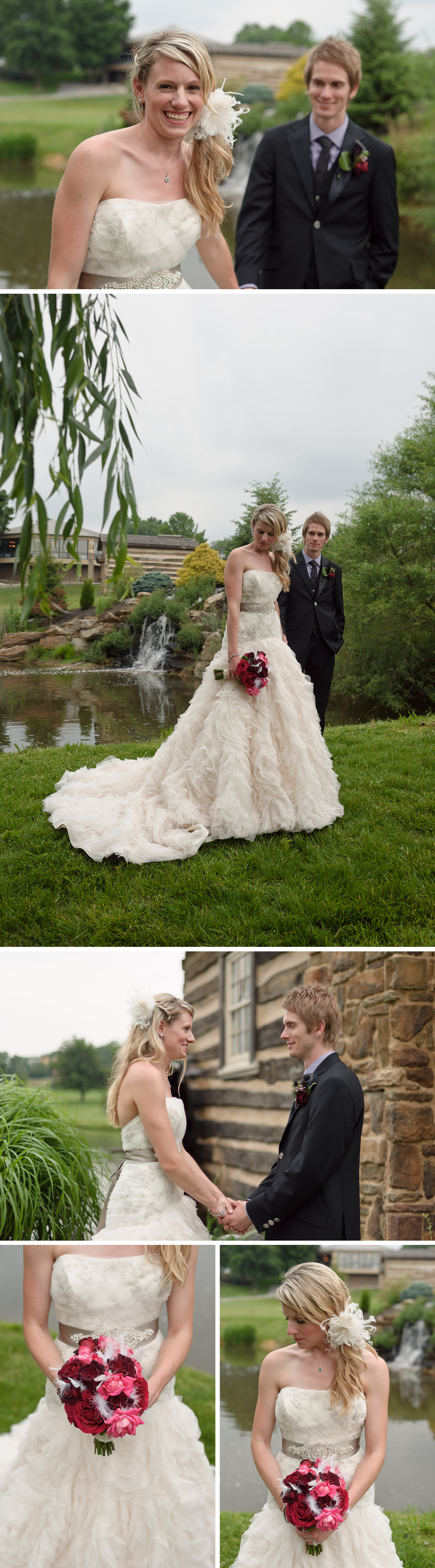 Heritage Hills York PA wedding photography by Jeremy Bischoff Photography