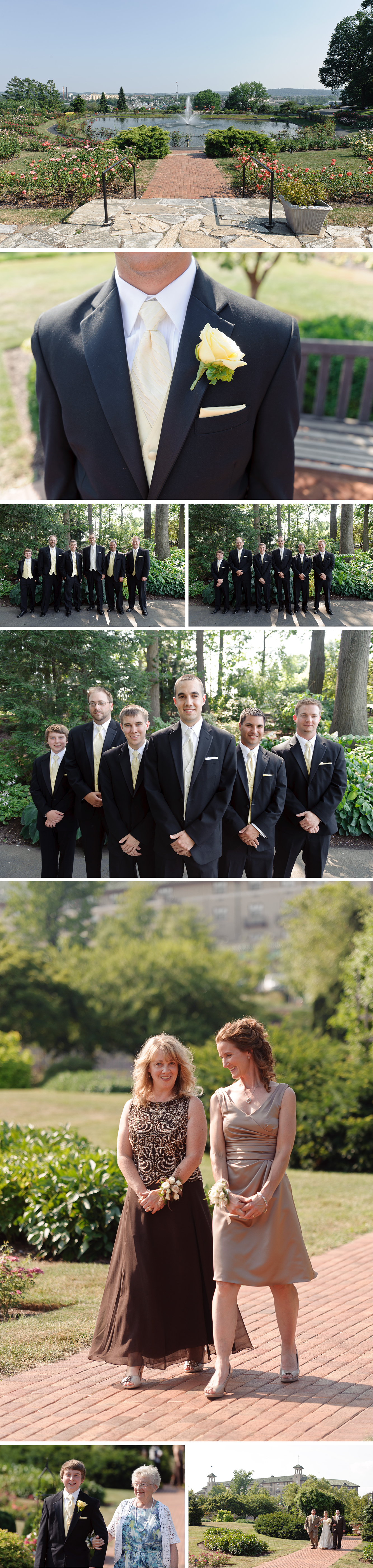 Hershey Gardens Wedding Photography by Jeremy Bischoff Photography