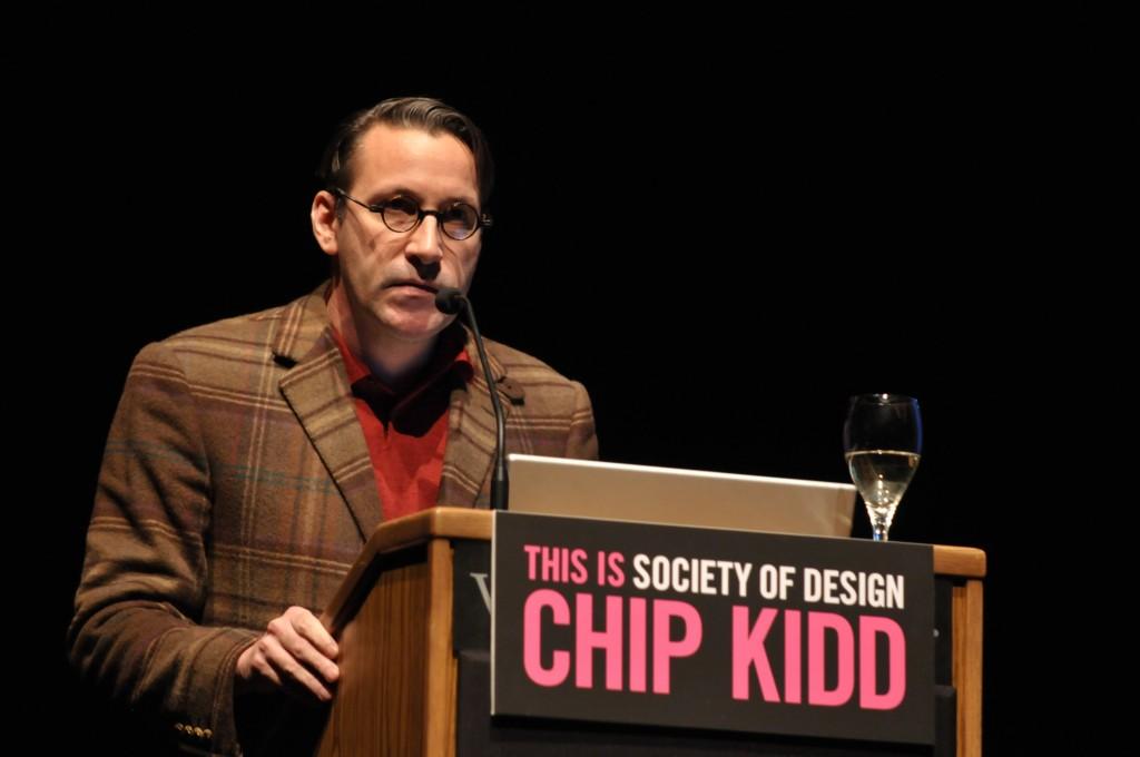 Chip Kidd in Harrisburg, PA