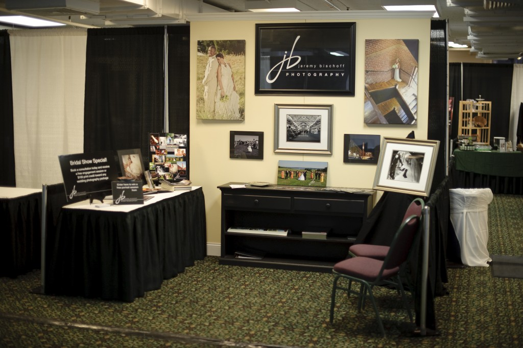 Best Wedding Showcase Booth - Jeremy Bischoff Photography Lancaster PA Wedding Photography