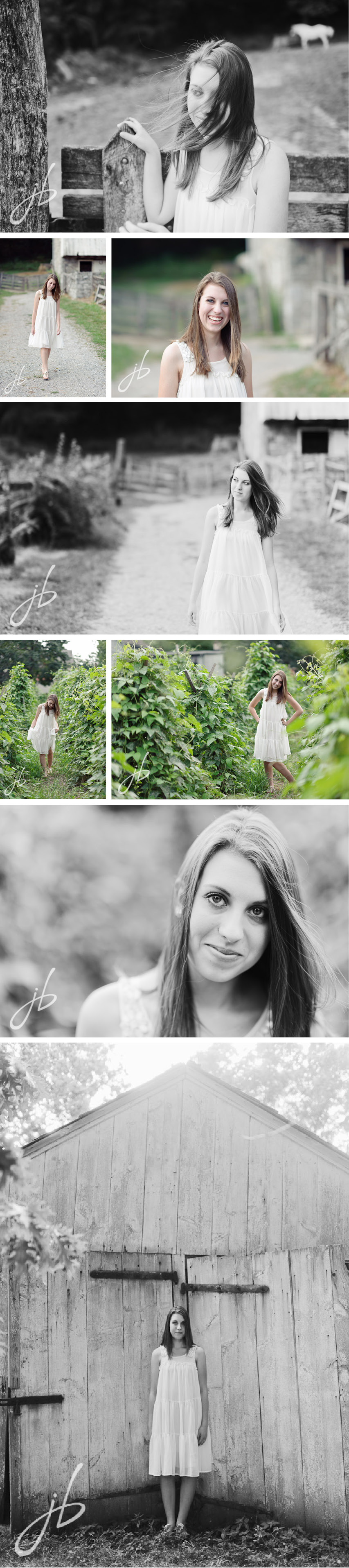 Lancaster PA Senior portrait Photography by Jeremy Bischoff Photography 001