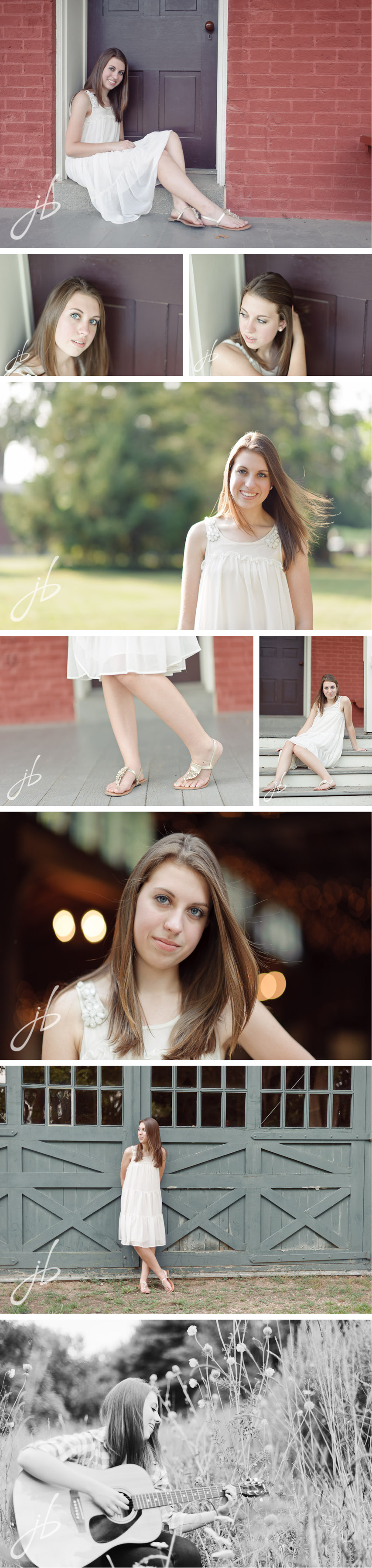 Lancaster PA Senior portrait Photography by Jeremy Bischoff Photography 003