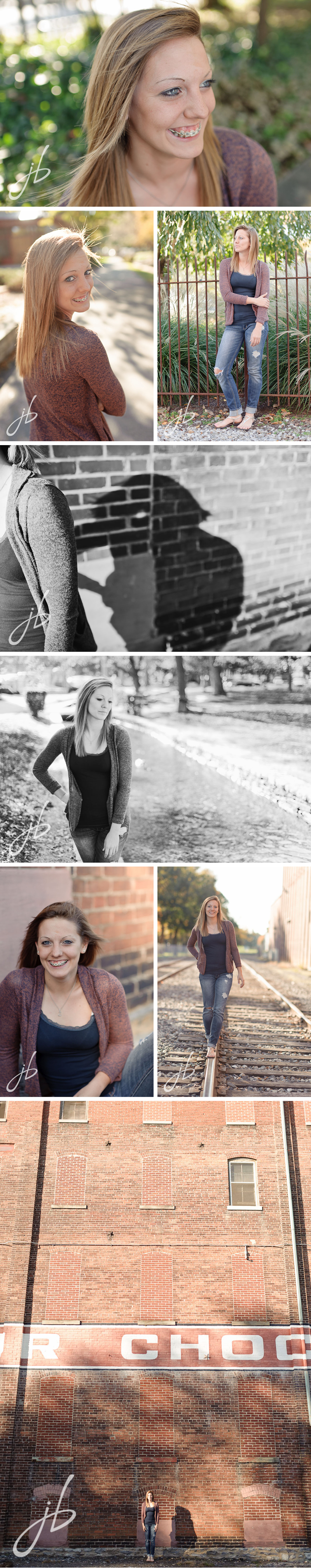 Lancaster County Senior Portrait Photography by Jeremy Bischoff Photography