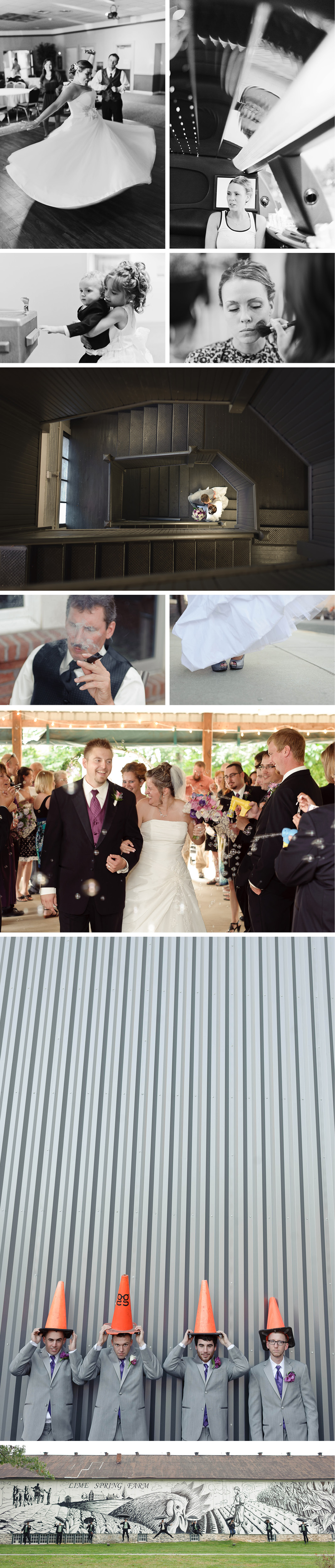 Wedding and portrait photography by Jeremy Bischoff Photography
