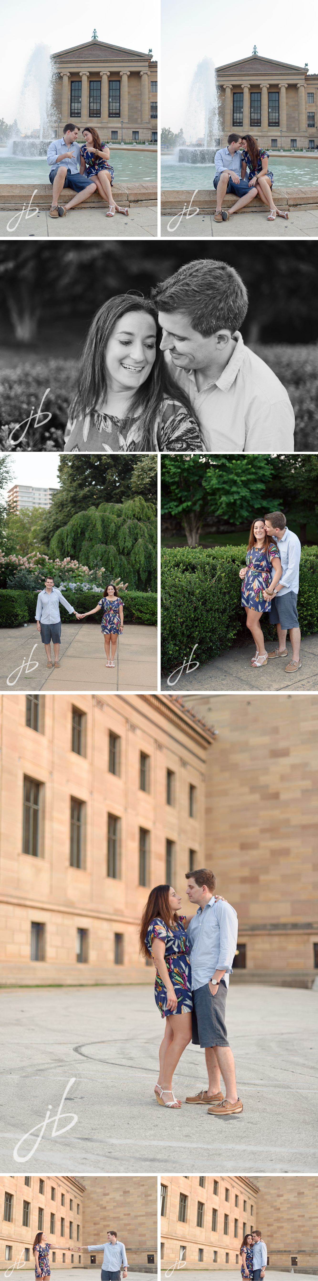 Fairmount Park Philadelphia wedding photography by Jeremy Bischoff Photography